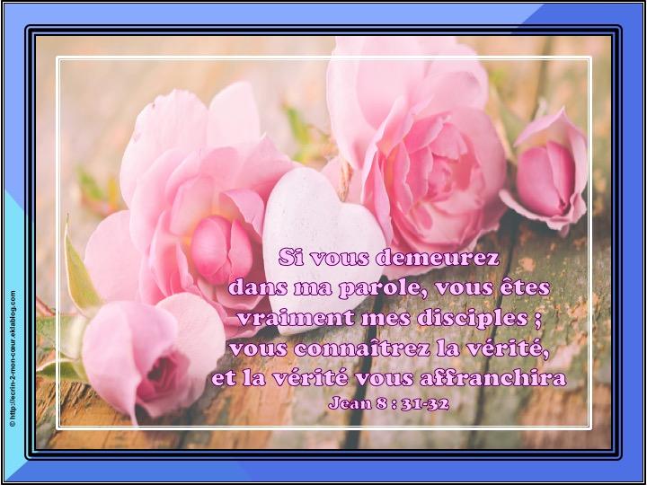 Ronde Versets du coeur 261