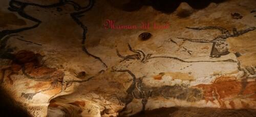 peinture grotte de lascaux
