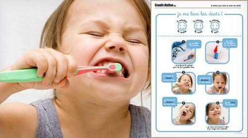 Aveu N°185 : J'avoue, quand les enfants ne font pas dans la dent-elle !