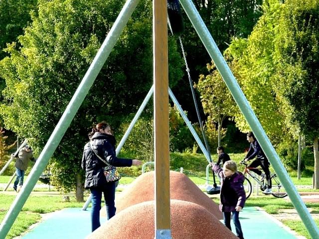 Metz le parc de La seille 14 Marc de Metz 19 10 2012