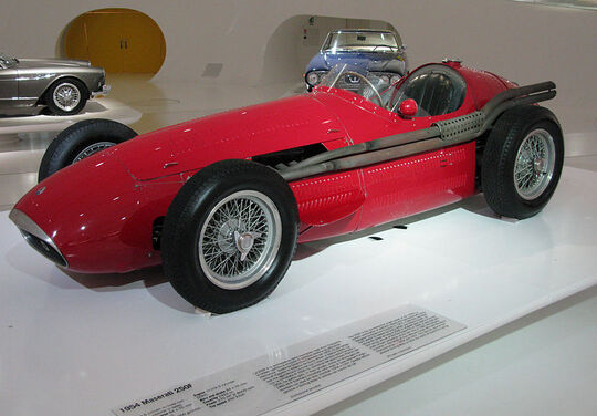 Mike Hawthorn F1 (1955-1958)