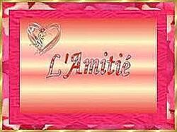 AMITIES ......