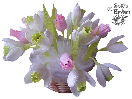 Tubes fleurs création 5