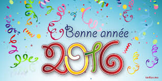 Bonne année et tag !