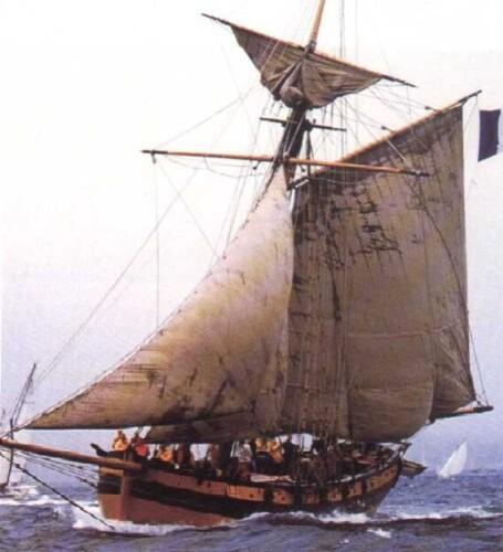 navire corsaire