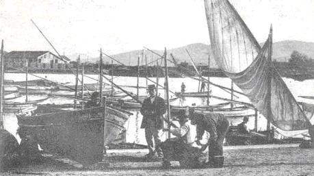 Les Européens d'Algérie en 1880