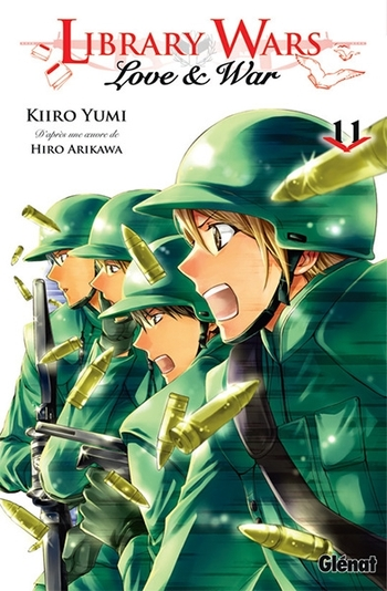 Library wars - love & war - Tome 11 - Kiiro Yumi