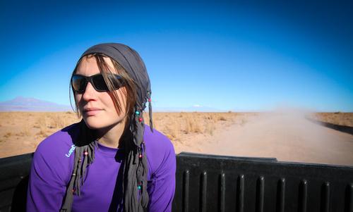 San Pedro de Atacama: Laguna Cejar, un monde à part