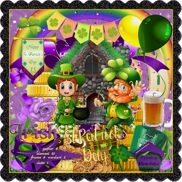 Kit St Patrick Day