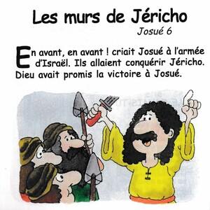 Josué et la chute de Jéricho