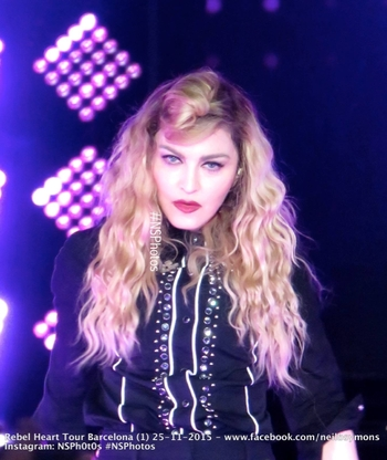 Rebel Heart Tour - 2015 11 24 - Barcelona (2)