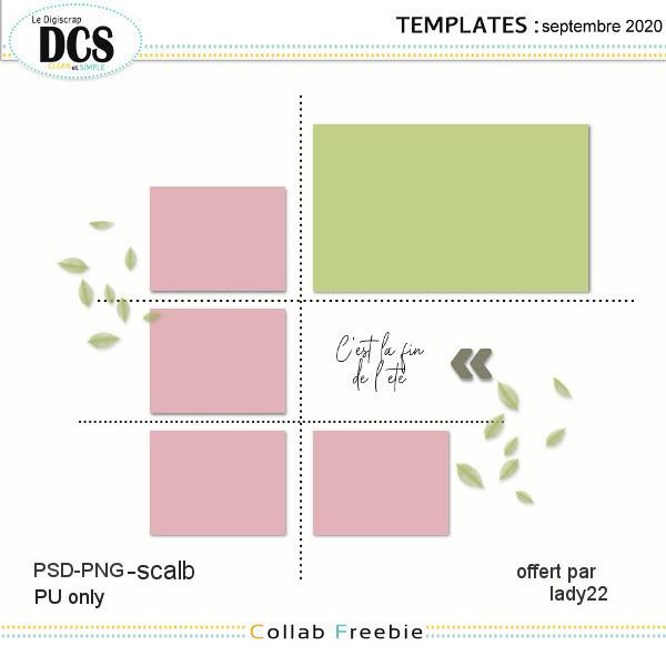 Templates septembre 2020-DCS