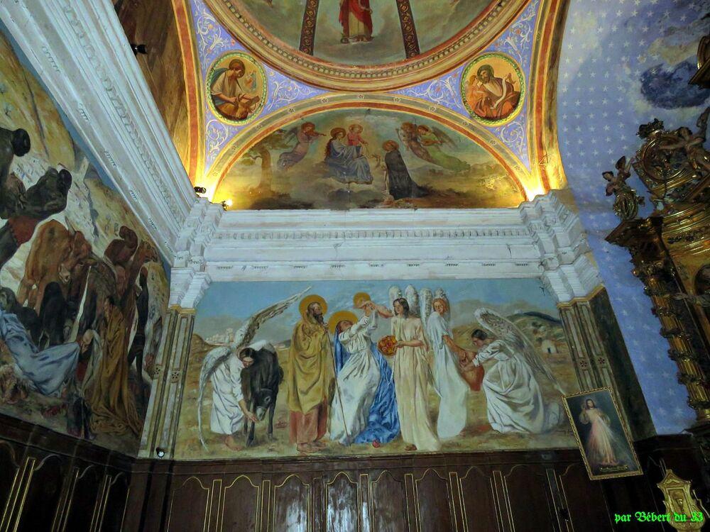 l'église de Vinça  - 2