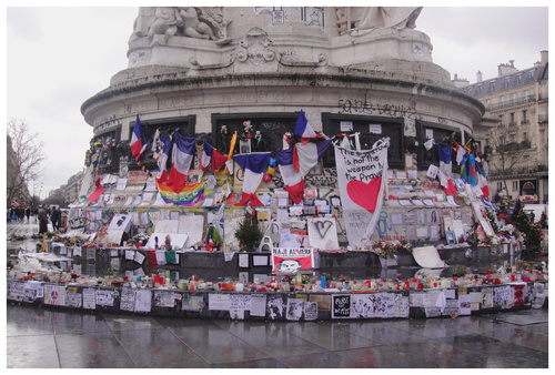Place de la République et Statue