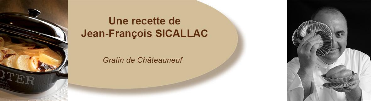 Gratin de Châteauneuf