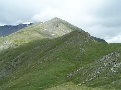 Topo Pointe du Grand Vallon