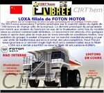 FOTON LOXA CRANE