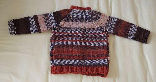 Un tricot en plus