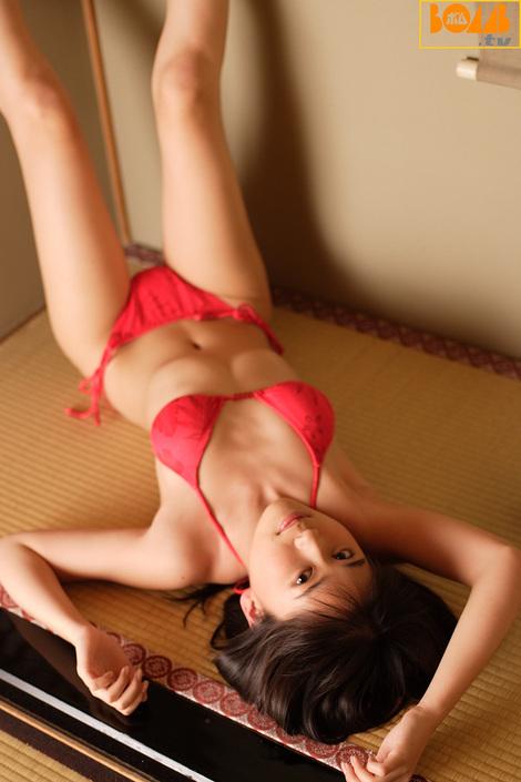 WEB Gravure : ( [Bomb.tv - GRAVURE Channel] - | 2005.10 | Megumi Amano/天野めぐみ )