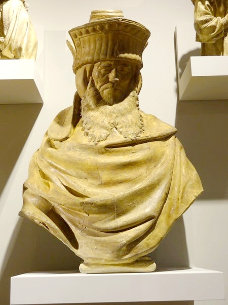 Le Puits de Moïse au Musée des Beaux Arts de Dijon