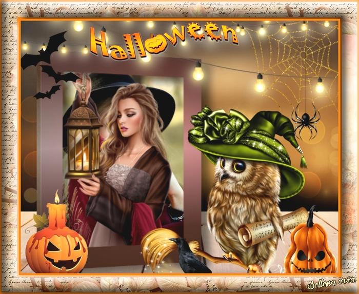 **Halloween** Cartes