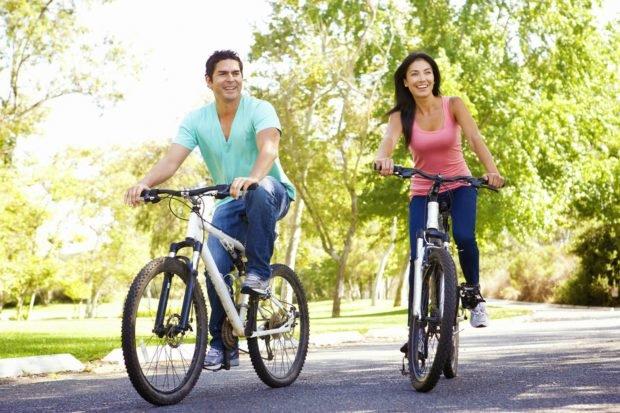 Можно ли при геморрои ездить на велосипеде