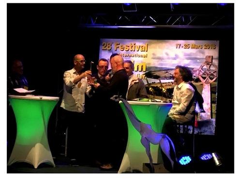 28ème festival  d'Albert: un second grand prix pour Patrick Bodu et Jean-Pierre Bertrand
