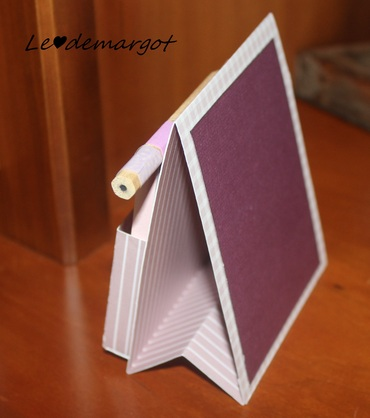 Scrap / Un support pour post-it