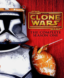 Star Wars : The Clone Wars - Saison 1