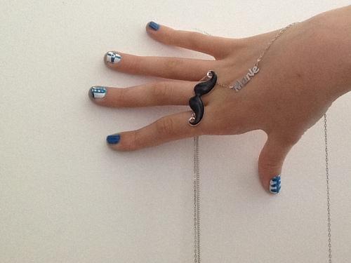 Je prend soin de mes ongles