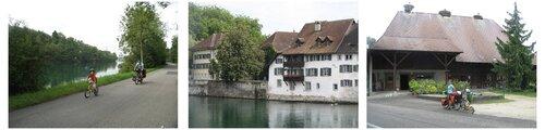 Yverdon les Bains - Zurich (J1 - J6)