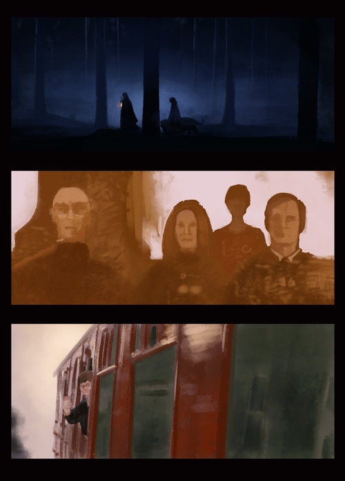 Movie Shots - Harry Potter 1 #2