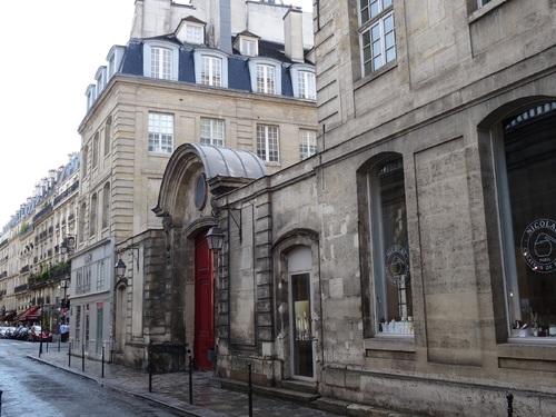Paris: autour de la rue des Arçives (photos)
