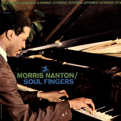 Morris Nanton - The Shadow Of Your Smile