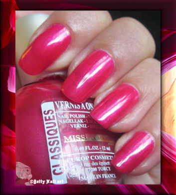 swatch rose fushia