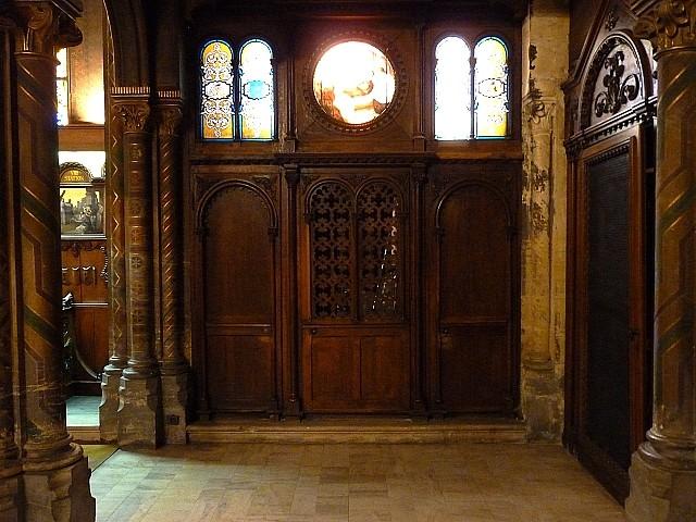 Metz Chapelle de la Congrégation 2 Marc de Metz 14 11 2012