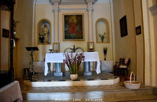 Eglise Saint-Laurent - Lama - Corse