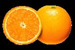 Orange 65 g = 1 part
