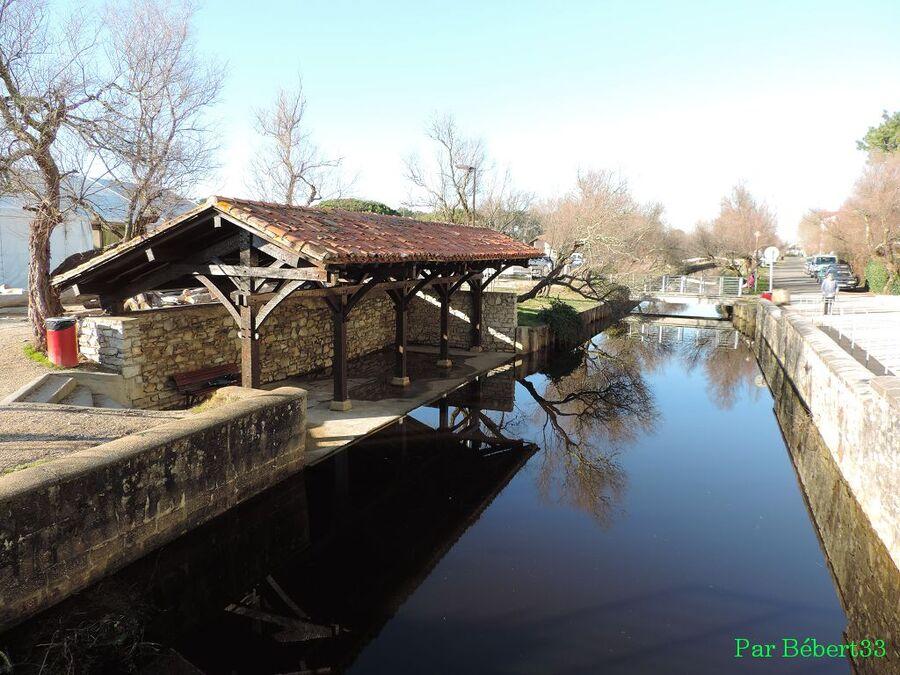 le lac Marin du Vieux-Boucau (40)-2