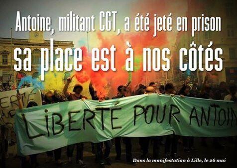 Photo de Alternative libertaire.