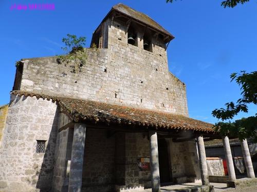 Saint-Hilaire de Lusignan : mes photos
