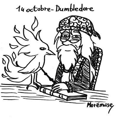 Inktober Harry Potter jours 13 et 14