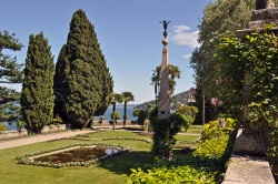 Iles Borromées - Giardini di palazzo...(photos)