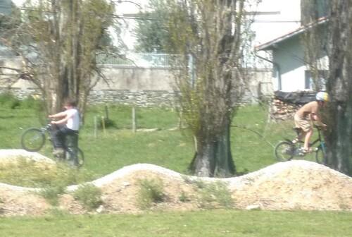 Piste de BMX à Sauveterre-de-Comminges