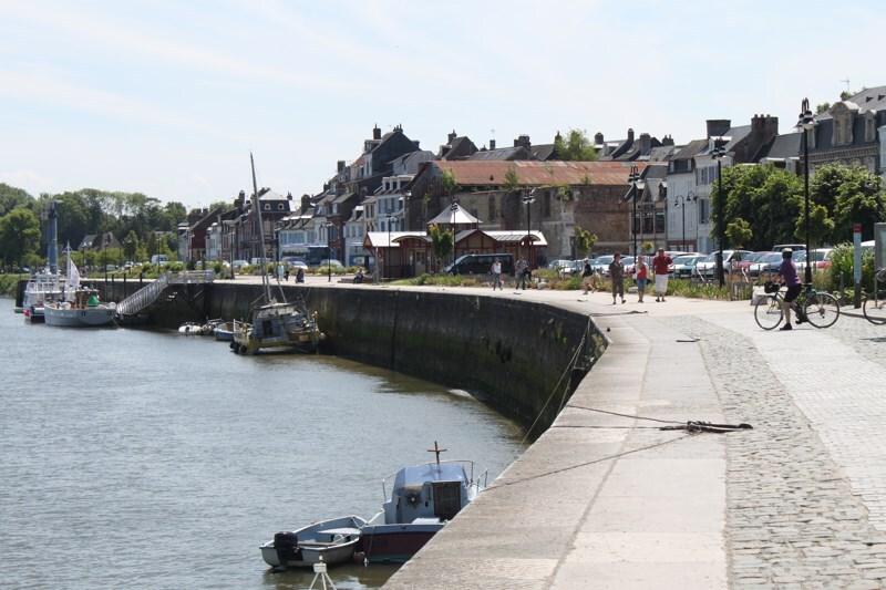 3 Port de Saint Valéry sur Somme (46)