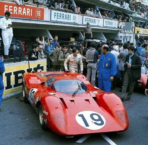 Ferrari Le Mans (1968-1969)