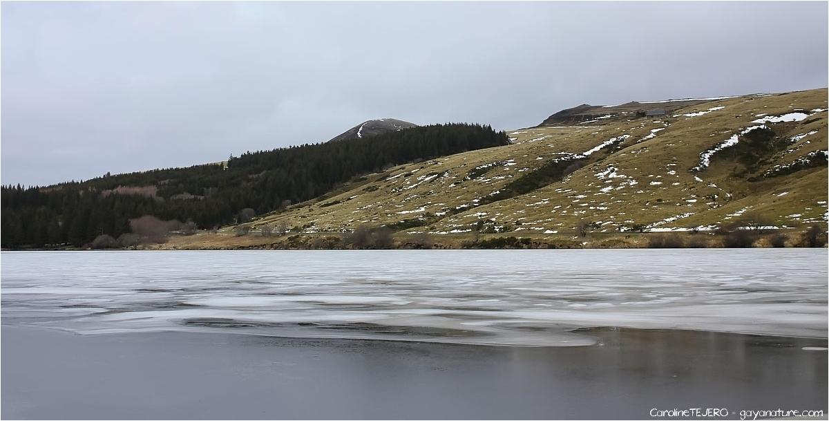 Auvergne: Lac du Guéry et Mont Dore