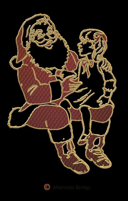 Pères Noël 6