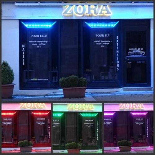 Le salon de Zora va s'offrir un relooking !