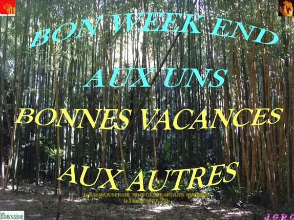 FLEURS ET NATURE  LA GACILLY JARDIN BOTANIQUE  26/07/2014  R